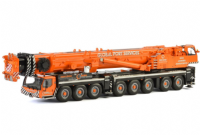 WSI Global Port Services LIEBHERR LTM 1500 Mobile Crane